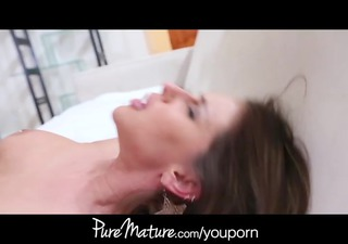 puremature - lascivious wife pleases her husbands