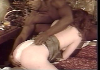 cuckold hubby watches wife get face full of black