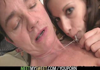 gf have oral sex enjoyment with her bfs family