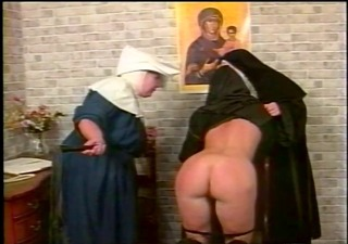 kinky lesbian nuns sadomasochism style